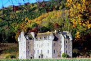 castle menzies weem